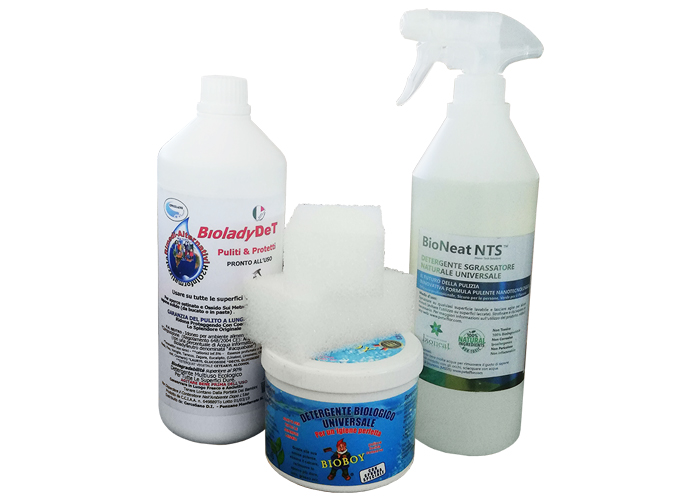 Kit Speciale pulizie Ecologiche